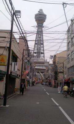 葬儀葬祭経営コンサルタント中西正人(大阪の通天閣)