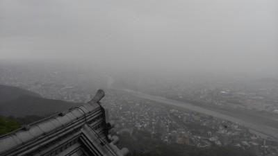 葬儀葬祭業経営コンサルタント中西正人(岐阜城、地勢は人格に影響する)