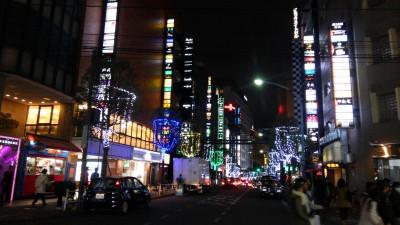 葬儀葬祭業経営コンサルタント中西正人(歌舞伎町の夜)